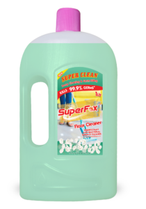 SuperFox™ Floor Cleaner 1Ltr Amazing Jasmine