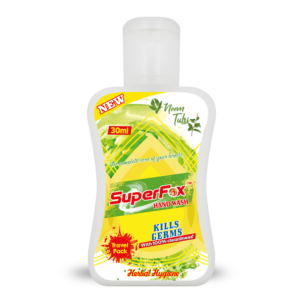 SuperFox™ Handwash Herbal Hygiene 30ml
