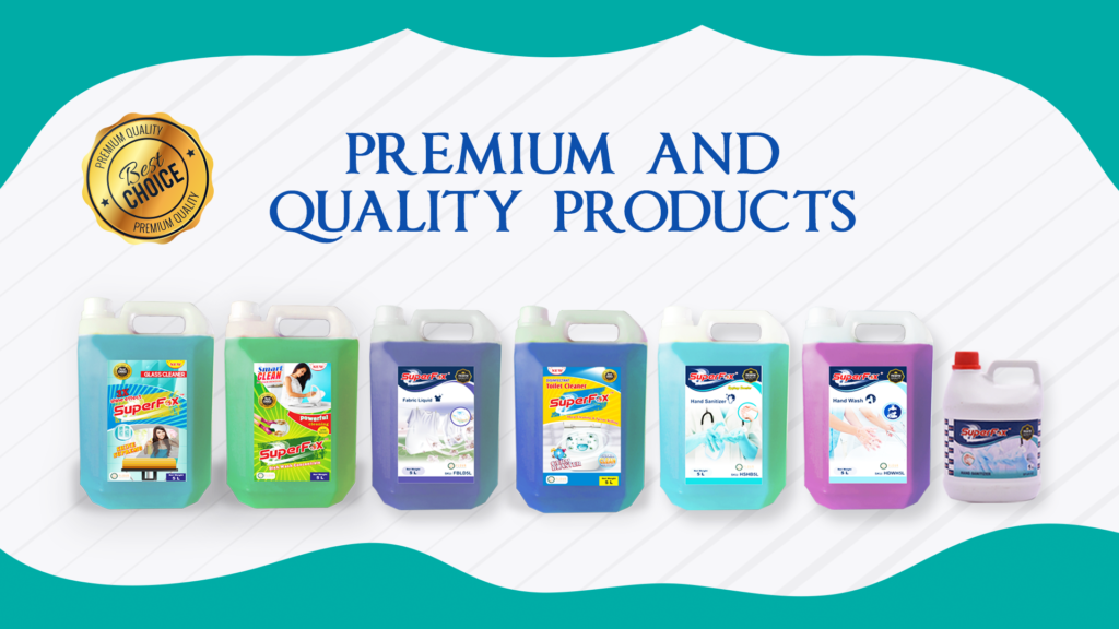 SuperFox Housekeeping Products