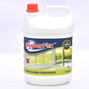 SuperFox Glass Cleaner